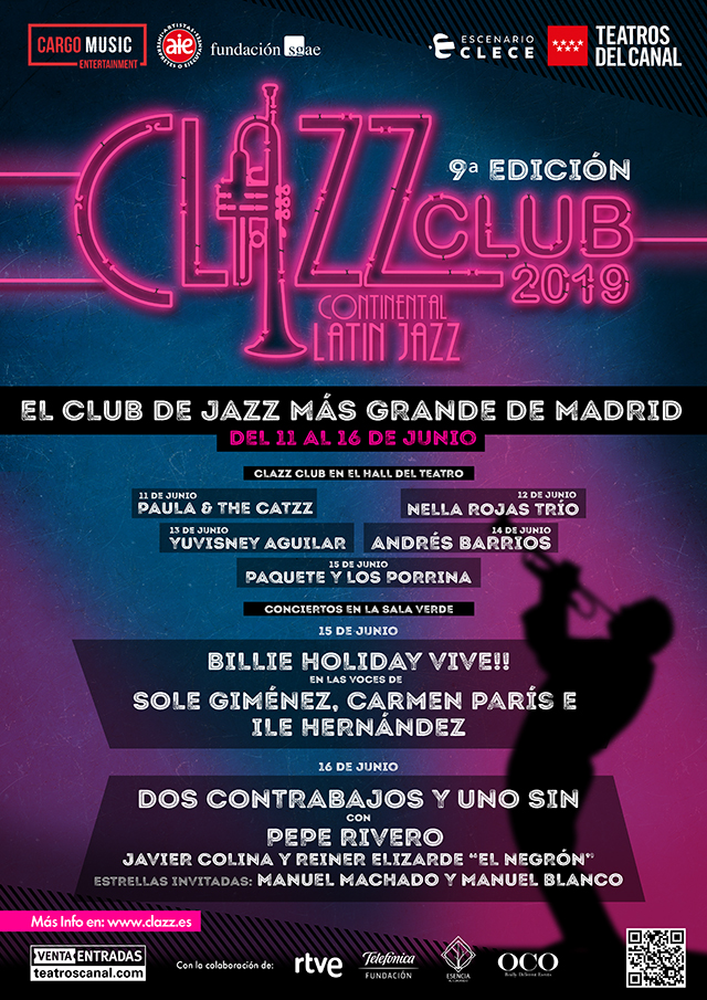 cartel clazz madrid 2019